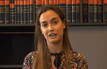 Testimonio de Carmina Oliva sobre el Master de Acceso a la Abogacía de ISDE.
