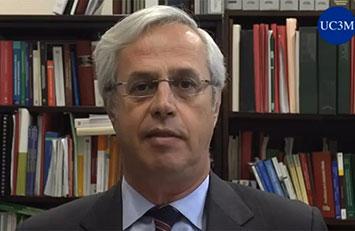 Juan Zornoza, Director del Master de Acceso al Ejercicio de la Abogacía.